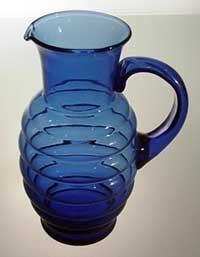 Comprar Jarra Egipcia Azul Claro