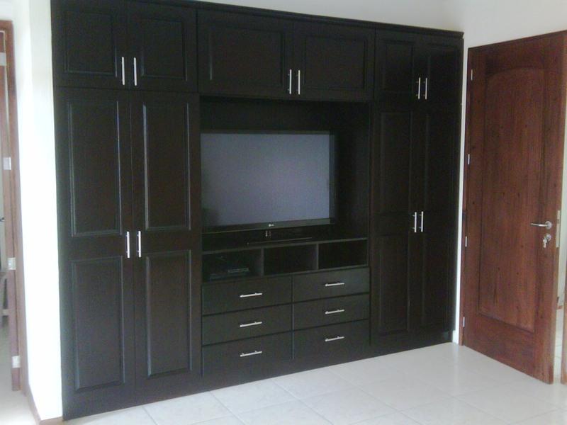 Modelos de closet de madera  Imagui