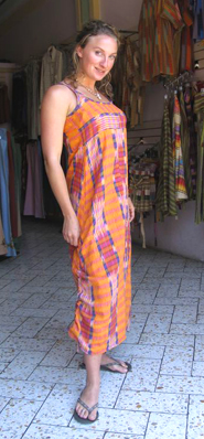 Comprar Vestido Africaner