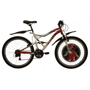 Bicicleta GOSA R.26 SPIRIT DOBLE SUSPENSION