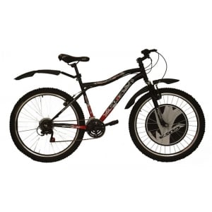 Bicicleta GOSA R.26 FLASH C/SUPENSION 21 VELOCIDADES