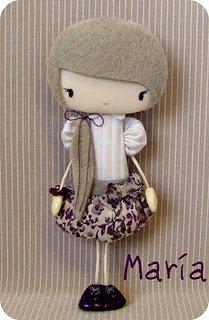 Comprar Muñeca María