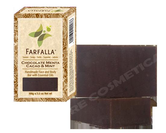 Comprar Jabón de Chocolate Menta