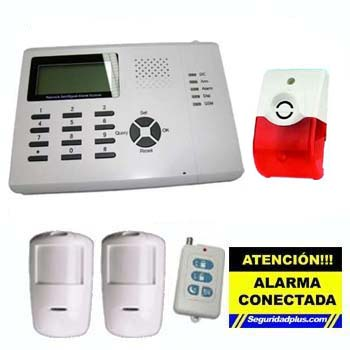 Comprar Alarma Kit llamada al telefono