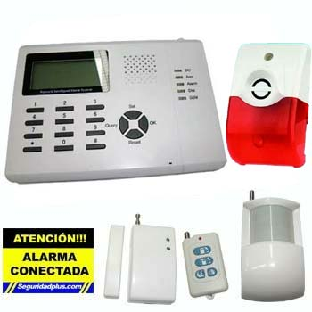 Comprar Alarmas Kit via radio