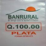 Comprar Bolsas plásticas Banrural