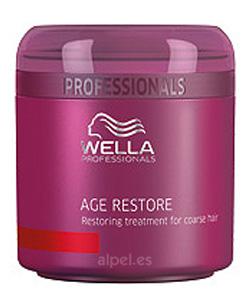 Comprar Wella care age restore tratamiento restaurador 150 ml