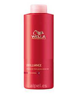 Comprar Wella care brillance champu color fino/normal 1000 ml