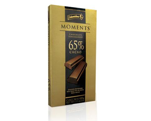 Comprar Tableta Moments 65% Cacao