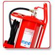 Comprar Carro Extintor de Polvo Químico Seco