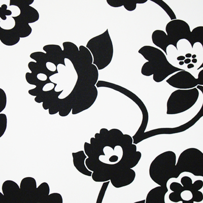 Comprar Papel tapiz Flor Inglesa NG/BL