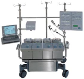 Comprar Máquina de Corazón y Pulmón Sorin Stocket Shiley SIII