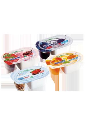 Comprar Yogurt con topping