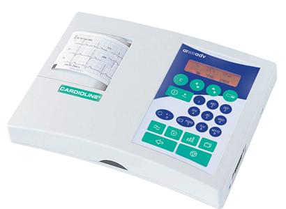 Comprar Electrocardiógrafo digital de 3 canales CARDIOLINE AR600adv