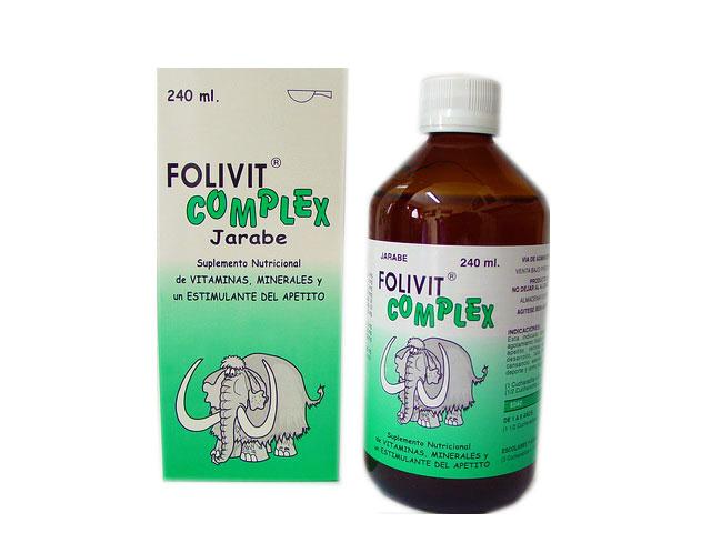 Comprar Folivit Complex