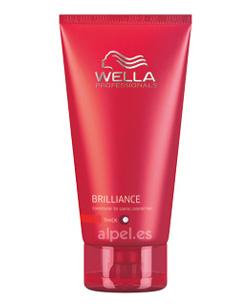 Comprar Wella care brillance acondicionador color grueso 200 ml