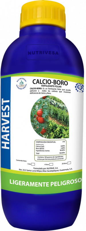 Comprar CALCIO-BORO