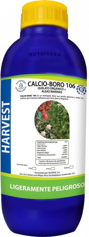 Comprar CALCIO-BORO 106