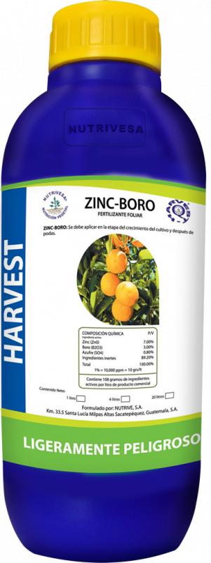 Comprar ZINC-BORO
