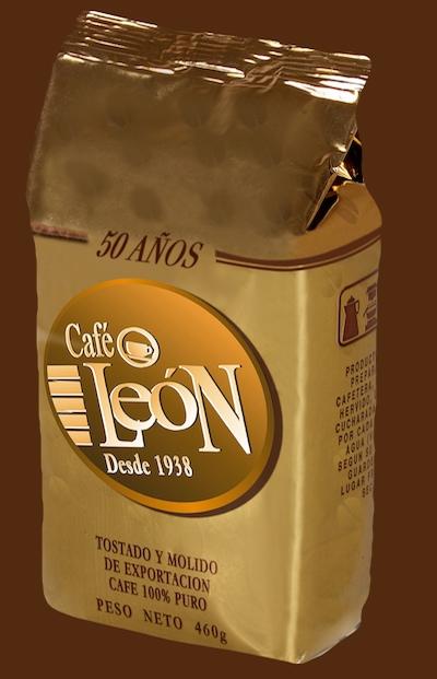 Comprar Café León Dorado