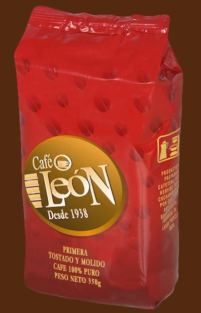 Comprar Café León Rojo