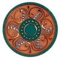 Comprar Plato Decorativo Pequeño 151-12
