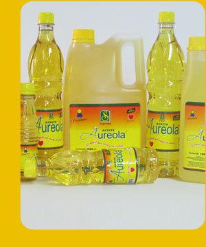 Comprar Aceite para freir y cocinar en Guatemala, en litro, bidon y galon, marcas Olmeca, Ideal, Patrona y Aureola