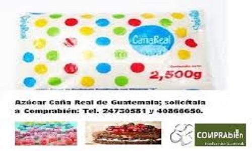 Comprar Azucar de Guatemala, Azucar morena y Caña Real, PBX 24730581