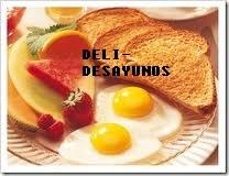 Comprar Desayuno tipico