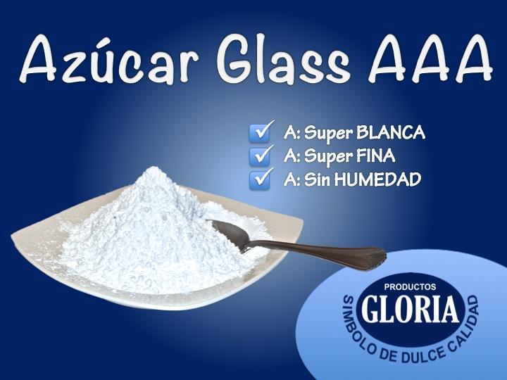Comprar Azúcar Glass AAA
