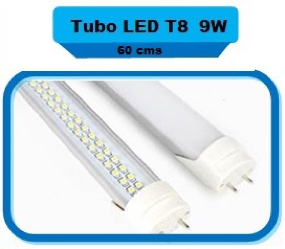 Comprar Tubo LED de 60cms, 9Watts