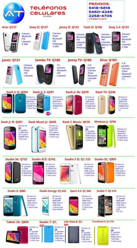 Comprar Telefonos liberados
