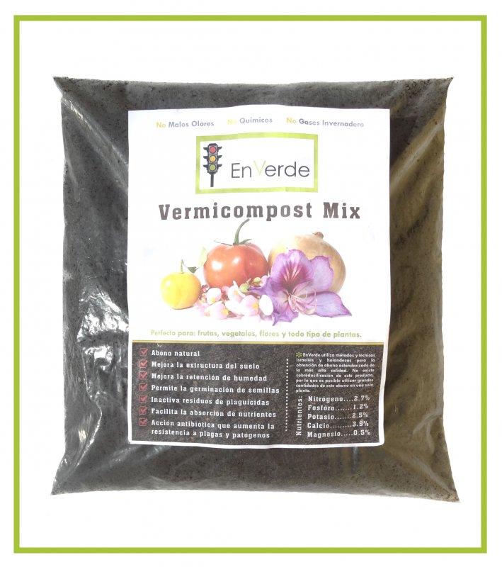 Comprar Vermicompost Mix