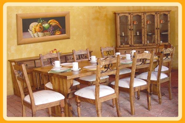 Muebles de comedor comprar en Tecpán Guatemala