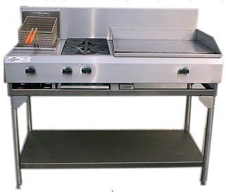Estufa en acero inoxidable comprar estufa en acero - Cocina de acero inoxidable precio ...
