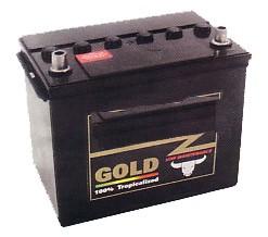 Acumulador Gold