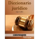 Comprar Libro Diccionario Jurídico