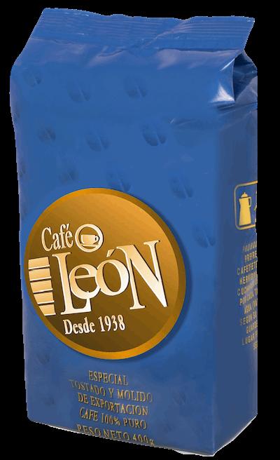 Comprar Café León Azul