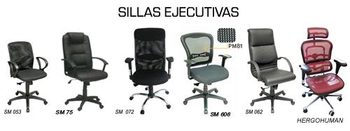 Sillas ejecutivas comprar en Mixco