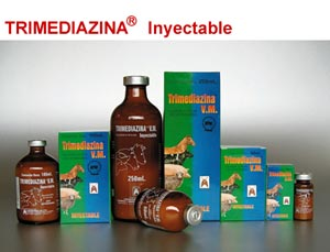 Compro Anabólicos Veterinarios Trimediazina inyectable