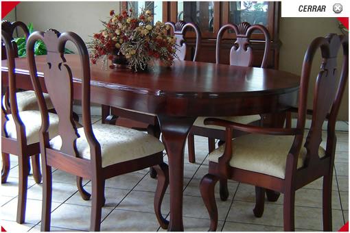 Set de muebles de comedor comprar en Guatemala