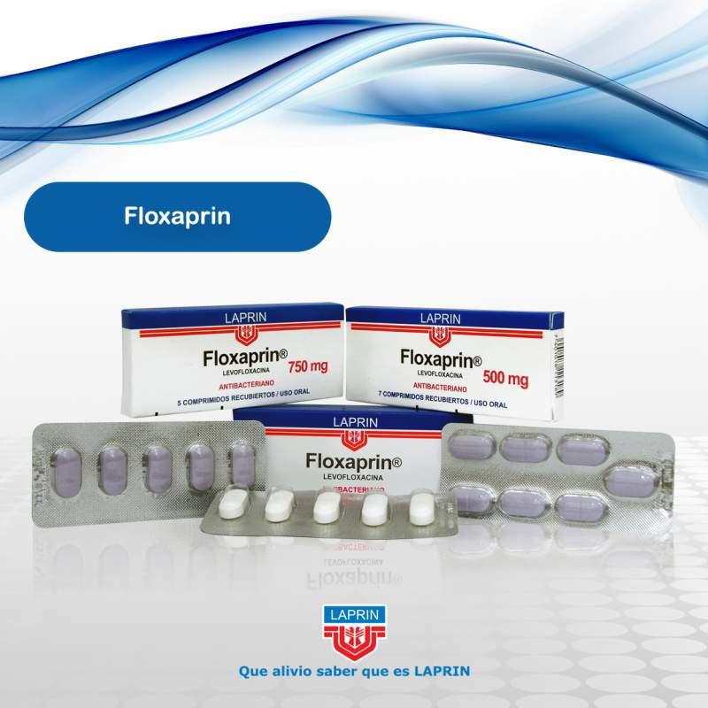 Antibiótico Floxaprin
