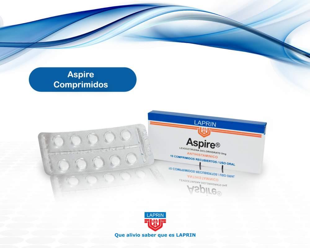Comprar Antihistamínico Aspire