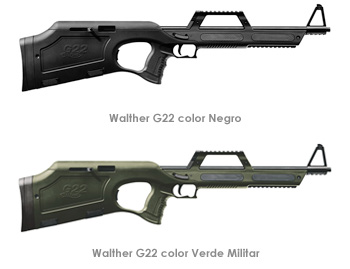 Rifle Walther G22