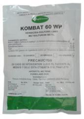 Herbicidas Kombat 60 WC