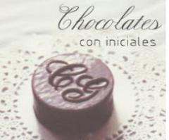 Chocolate para boda