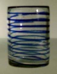 Vaso De Piedra Pequeña Liso Orilla