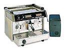 Maquina de café espresso ELECTRÓNICA CON