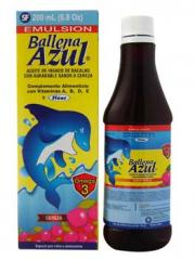 Emulsión Ballena Azul Cereza