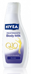 Milk Reafirmante Q10